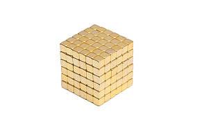 Нео куб Neo Cube золотой квадрат (MD-1631)