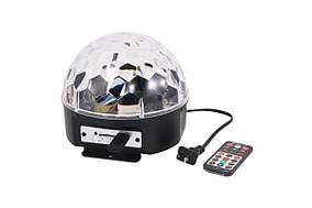 Диско шар MP3 Magic Bull 220V (MD-1750)