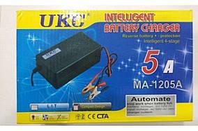 Зарядка Аккумулятора 5А Преобразователь с 220V в 12V MA1205 (MD-1790)
