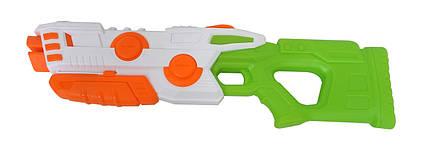 Водный пистолет XD07 (36шт/2) с насосом, в пакете 58*16*5см