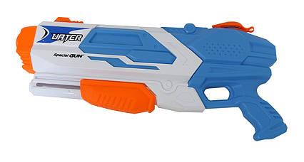 Водный пистолет XD11 (48шт/2) с насосом, в пакете 43*19*6см