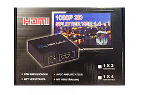 Сплиттер HDMI SWITH 4K 4в1 (MD-0867)