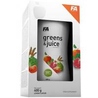 Fitness Authority - Greens & Juice 400g.Мощный источник природных антиоксидантов, полученных из овощей и фрукт