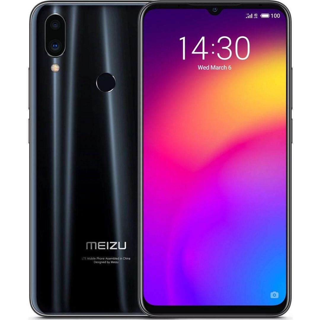 Смартфон Meizu Note 9 4/64GB Black Global