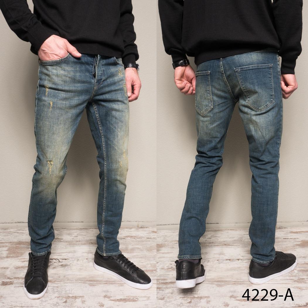 Мужские джинсы пр4229