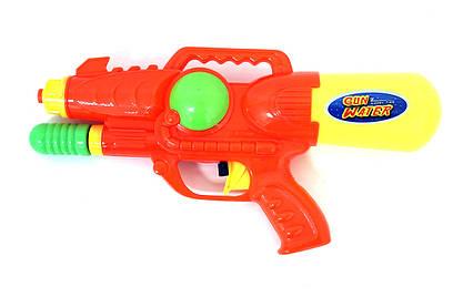 Водный пистолет A-139 (24шт/2) с насосом, в пакете 59см