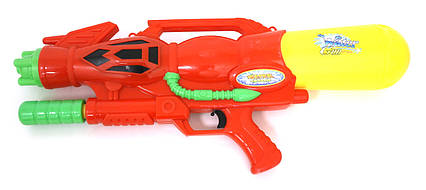 Водный пистолет A-149 (24шт/2) с насосом, в пакете 55см