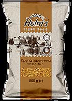 Крупа пшенична ярова Артек №3 ТМ «Holm's» – поліпропіленова упаковка 800 г