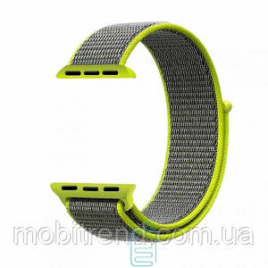 Ремешок Apple Watch Nylon Loop 42mm 02, flash