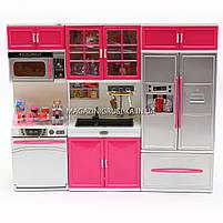 Детская игровая мебель для кукол Кухня «My happy kitchen» 66035-2, фото 4