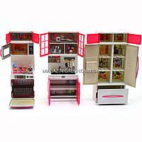 Детская игровая мебель для кукол Кухня «My happy kitchen» 66035-2, фото 6