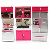 Детская игровая мебель для кукол Кухня «My happy kitchen» 66035-2, фото 7