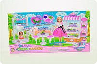 Детская игрушечная мебель для кукол Барби Сад мечты. Обустройте кукольный домик, фото 2