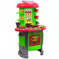 Детская игрушечная мебель Кухня арт.0915 (салатово-розовая), фото 7
