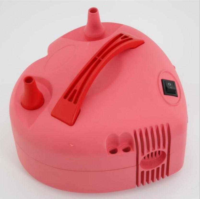 Компрессор для воздушных шариков в форме сердца (Китай)