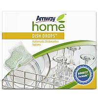 DISH DROPS™ Таблетки для автоматических посудомоечных машин Amway 60 шт. Amway