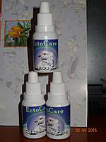 Капли для голубей ECTO CARE (капли от  вшей, клещей, гельминтов)