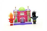 Детский игрушечный домик «Тролли» с магическим шаром ZY-1016B, фото 2