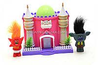 Детский игрушечный домик «Тролли» с магическим шаром ZY-1016B, фото 3