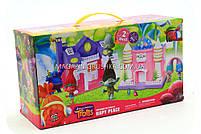 Детский игрушечный домик «Тролли» с магическим шаром ZY-1016B, фото 4
