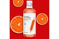 Тоник антивозрастной с маслом апельсина IMAGES Essence Water Blood Orange, большой объем 500 мл, фото 1