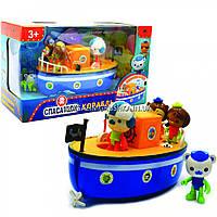 Игровой набор «Октонавты» спасатели с катером, 21*12*12 см, арт. (5006), фото 1