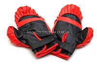 Детский набор для бокса (напольная груша на стойке + боксерские перчатки). Альтернатива подвесному мешку, фото 5