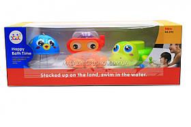 Детский набор игрушек для ванной 3112