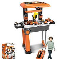 Детский набор строительных инструментов в чемодане 008-922 Bath Toys, фото 3
