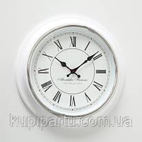 Часы Yella белый пластик d40cm 3453100