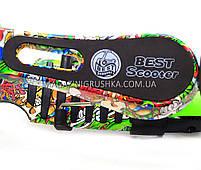 Детский самокат-беговел 5в1 65040 Best Scooter, фото 5