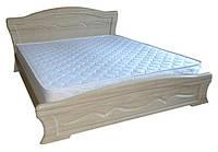 Кровать с подъемным механизмом Виолетта двуспальная с ортопедическими ламелями, фото 1