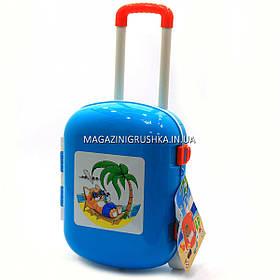 Детский чемодан для игр Технок, 23х16х34 см (6108)
