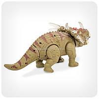 Динозавр «Triceratips» (ходит, издает реалистические звуки, свет), фото 2