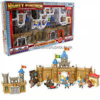 Игровой набор «Средневековый замок» (Звук, фигурки, крепость), 16333