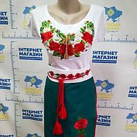 """Національний костюм вишитий """"Літній букет"""", фото 1"""