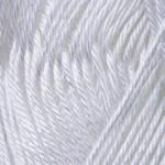 Пряжа для вязания Begonia (БЕГОНИЯ) YarnArt белый 0003