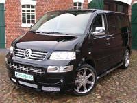 Хром накладки на зеркала  Volkswagen T5