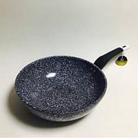 Сковорода Edenberg  с мраморным покрытием EB-3318 ВОК (26 см, 3.1 л)