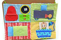 Игровой домик-сумочка для малышей МК 8101-01, фото 2