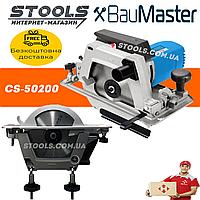 Пила циркулярная BauMaster CS-50200 (2.5 кВт, 200 мм, 60 мм)