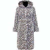 Тёплый женский махровый халат с 44 по 64 размер
