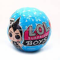 Игровой набор с куклой L.O.L. Surprise Мальчики в дисплее (в ассортименте) (561699)