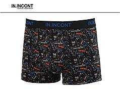 Труси підліткові стрейчеві шорти на хлопчика Марка «IN.INCONT» Арт.9606