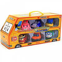 Игровой набор Школьный автобус Робокара Поли 83168-9