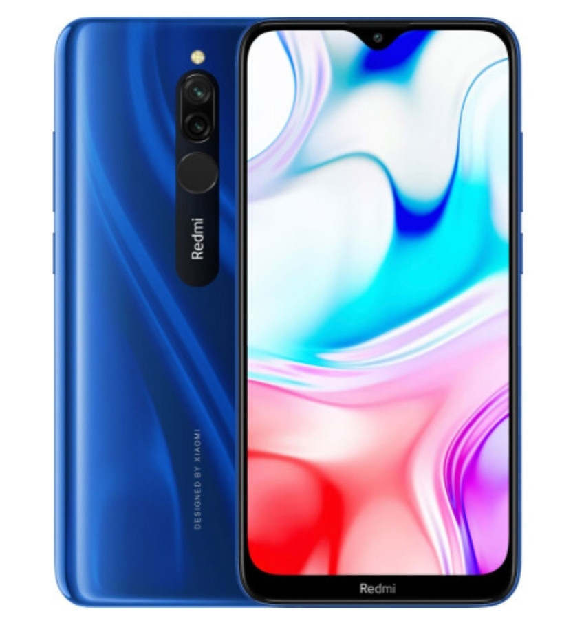 Смартфон Xiaomi Redmi 8 4/64Gb Blue Global
