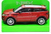Игрушечная машинка Land Rover Range Rover Evoque, фото 1