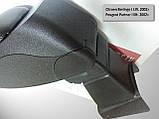 Подлокотник Armcik S2 со сдвижной крышкой и регулируемым наклоном для Citroen Berlingo I Lift. 2002-2008, фото 5