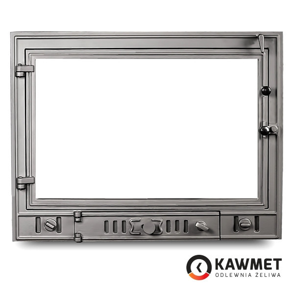 Дверцы для каминной топки KAWMET W3 540х700 см