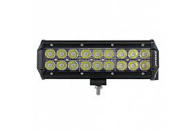 Автофара LED на крышу (18 LED) 5D-54W-MIX -20 (MD-0644)